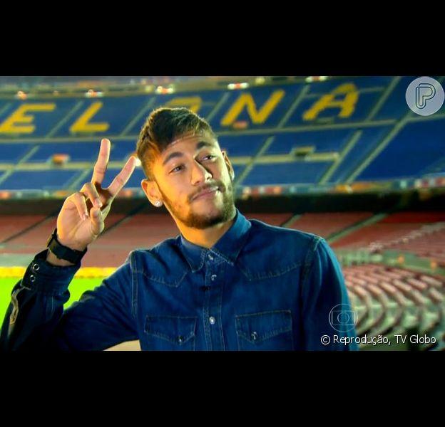 Neymar garante estar solteiro: 'Coração tá livre'