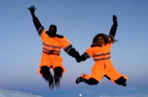 Beyoncé e Jay-Z viajam para Islândia e compartilham fotos românticas no Facebook