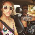 Giovanna Ewbank e Bruno Gagliasso curtem férias em Fernando de Noronha