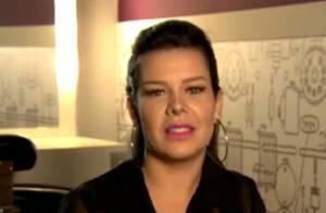 Fernanda Souza se derrete por Thiaguinho: 'Ele é bom em tudo que faz'