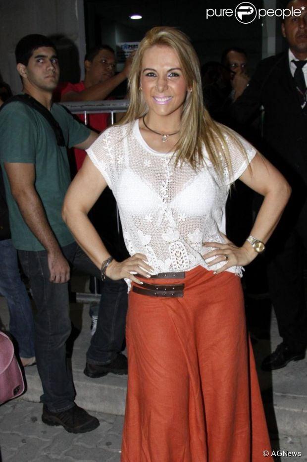 Carla Perez, o retorno: a loira vai dançar no 'É o Tchan' novamente
