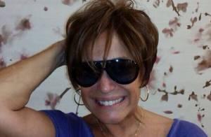Susana Vieira transforma visual e aposta em cabelo mais curto: 'Novo look'