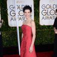 Julianna Margulies prestigia o Globo de Ouro 2015