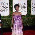 Lupita Nyong'o prestigia o Globo de Ouro 2015