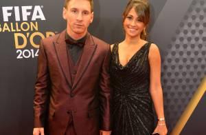 Bola de Ouro 2014: confira os looks do tapete vermelho da premiação