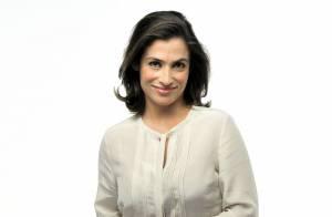 Renata Vasconcellos fala sobre seu casamento: 'Não houve festa ou badalação'