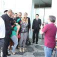 Fergie vai participar de eventos da marca Hugo Boss no Rio de Janeiro