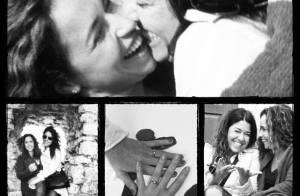 Daniela Mercury assume relação com jornalista: 'Minha esposa e inspiração'