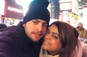 Preta Gil curte viagem romântica com o noivo em NY: 'Friozinho gostoso'