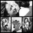 Daniela Mercury publicou na manhã desta quarta-feira (3) fotos com a jornalista Malu Verçosa. 'Malu agora é minha esposa, minha família e minha inspiração pra cantar'