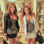 Daniela Mercury e Malu Verçosa dividem roupas: 'Vantagem de casar com mulher'