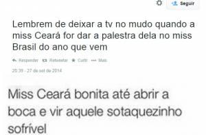 Ministério Público arquiva caso de preconceito com Miss Brasil:'Não foi racismo'