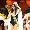 Melissa Gurgel foi eleita a mulher mais bonita do Brasil em setembro de 2014