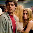 Na comédia romântica 'Eu e as Mulheres', de 2007, Kristen interpretou Lucy, filha de Carter, vivido por Adam Brody