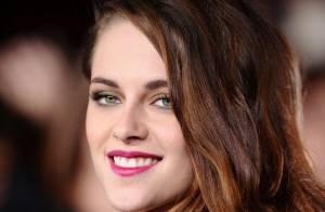 Kristen Stewart festeja aniversário ao lado de Robbert Pattinson nesta terça (9)