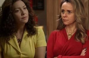 'Boogie Oogie': Cristina vai ao casamento na mansão e deixa Carlota furiosa