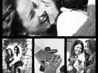 Daniela Mercury conta que casou com Malu em Paris e pediu proteção em igreja