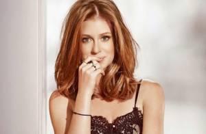 Marina Ruy Barbosa posa sensual de lingerie e recebe elogio: 'Maravilhosa'