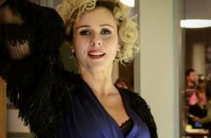 Giulia Gam interpreta atriz decadente em 'Sangue Bom', próxima novela das sete
