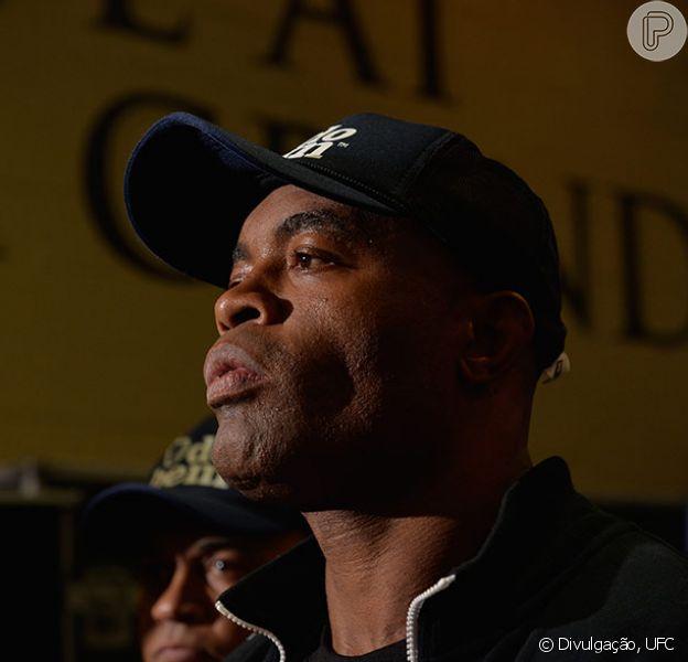 Anderson Silva atesta positivo em exame antidoping feito antes do UFC 183