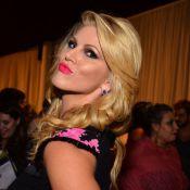 Val Marchiori revela que já ficou com Thiago Lacerda: 'Ele não beija, te engole'