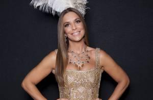 Ivete Sangalo usa vestido de R  46 mil no Baile da Vogue   Me sentindo  rainha  1c9b63716b