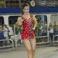 A ex-BBB Cacau Colucci será uma das musas da escola de samba Dragões da Real
