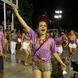 Leandra Leal será um dos destaques do desfile do Salgueiro