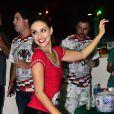 Paloma Bernardi deve brilhar na Avenida no posto de musa da Grande Rio