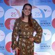 A cantora Roberta Sá já confirmou sua presença no desfile da Portela