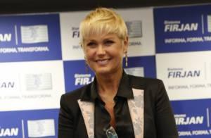 Xuxa tem impasse no contrato com Record por causa do Canal Viva, diz jornal