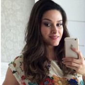 Fernanda Machado revela desejos da gravidez: 'Coxinha de frango e feijoada'