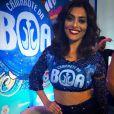 Juliana Paes também será a musa do camarote da Boa, no Carnaval 2015 do Rio de Janeiro