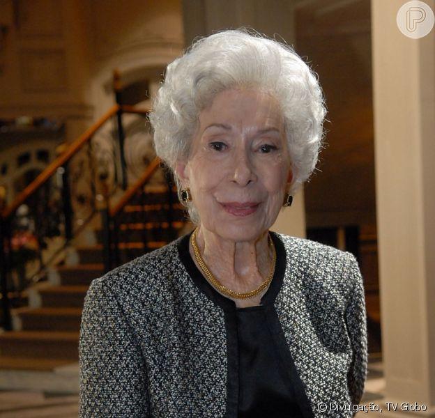 Cleyde Yácones morreu aos 89 anos em São Paulo nesta segunda-feira, 15 de abril de 2013