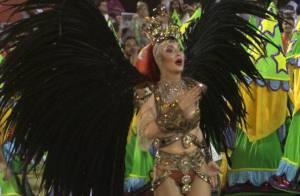 Josie Pessôa estreia no Carnaval com fantasia fio-dental: 'Foi perfeito'