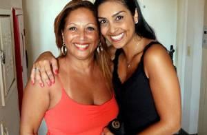 'BBB15': mãe de Amanda pode votar para filha sair. 'Se ela ficar com Fernando'