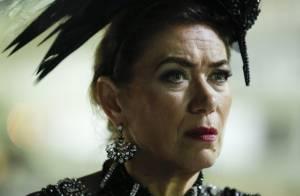 'Império': Marta alerta José Alfredo sobre Cora. 'Nunca vai te deixar em paz'