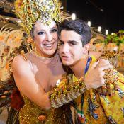 Famosos comentam o resultado do Carnaval do Rio nas redes sociais