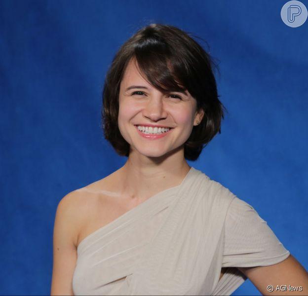 Aos 29 anos, Bianca Comparato vai interpretar uma adolescente menor de idade na novela 'Sete Vidas': 'Último papel com essa idade'