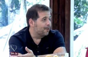 Leandro Hassum, 32kg mais magro, comenta novo visual: 'Sempre me achei bonito'