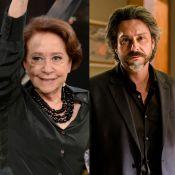 Fernanda Montenegro elogia Alexandre Nero em 'Império': 'É a chama da novela'