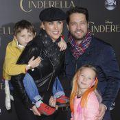 Atores da série 'Barrados no Baile' marcam presença na première de 'Cinderela'