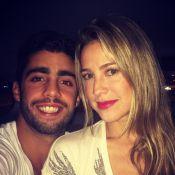 Pedro Scooby elogia Luana Piovani, grávida: 'Linda de uma forma diferente'