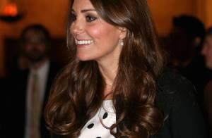 Kate Middleton: vestido de loja popular usado por duquesa esgota em uma hora