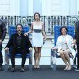 A foto de família marcou a passagem de fase da novela 'Império'