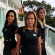 Zilu vai comandar o programa 'Assim Somos' ao lado de Adriana Sorrentino e Karol Veiga