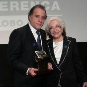 Nathalia Timberg, de 'Babilônia', e Tony Ramos são homenageados em prêmio no Rio