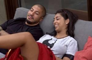 'BBB15': irmão de Amanda reprova namoro com Fernando no reality. 'Canalha'