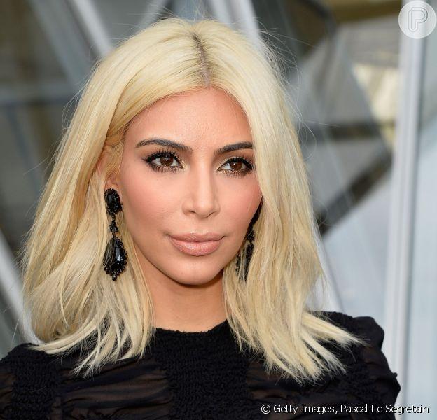 Kim Kardashian explica como aumentar o número de seguidores no Instagram em entrevista ao 'The Hollywood Reporter'. 'Ninguém controla minha conta'