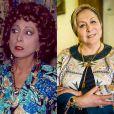 Aracy Balabanian viveu dona Armênia em 'Rainha da Sucata'. O mais recente papel da atriz foi na novela 'Geração Brasil', na qual interpretou Iracema